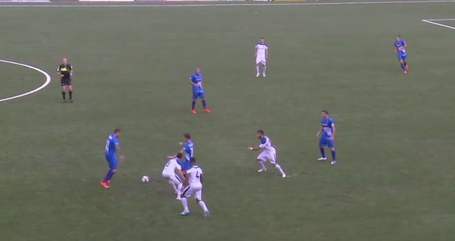 Il Matera rompe la maledizione siciliana: Siracusa sconfitto 2-1