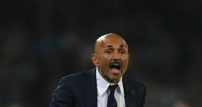 """Inter-Samp, Spalletti: """"Non parlatemi di scudetto"""""""