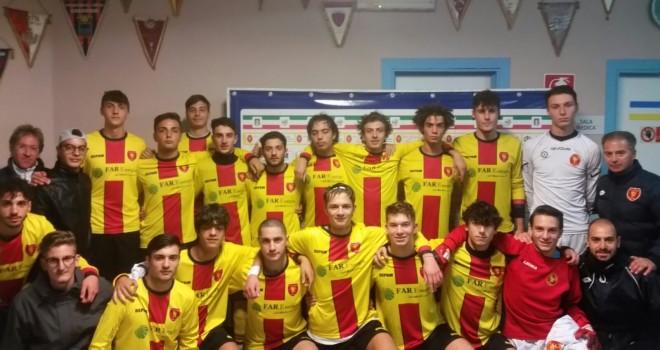 Juniores. FeC - Montesarchio 1-0. La decide un gol di Sessa