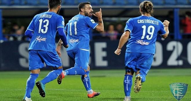 L'Empoli passeggia al San NicolaIl. Bari umiliato 4-0
