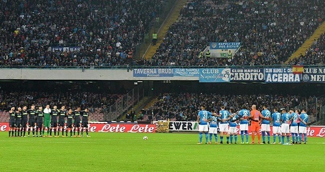 Dove vedere Napoli-Inter in tv e in streaming