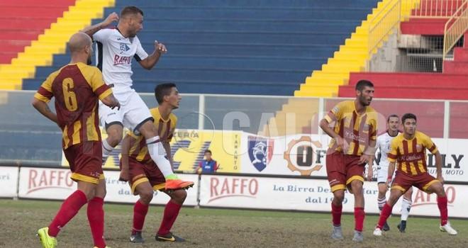 Alto Tavoliere San Severo, così non va: il Taranto passa 2-0