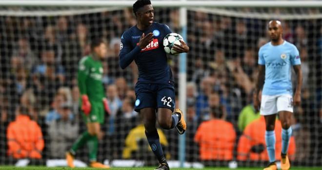 Finisce 2-1 per il Manchester City ma è grande Napoli nella ripresa
