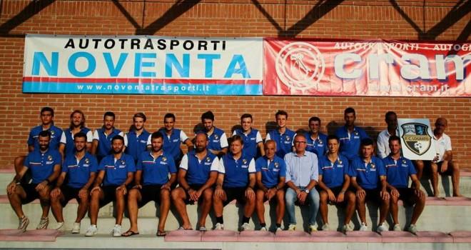 Coppa Lombardia, Lograto agli ottavi di finale: 1-1 con il Navecortine