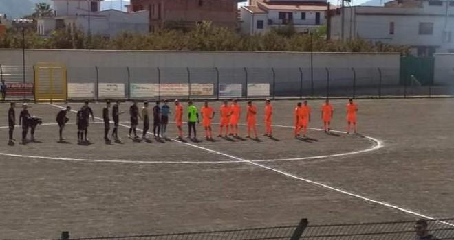 1°E: San Marzano e Deportivo Doria pareggiano, San Vincenzo k.o.