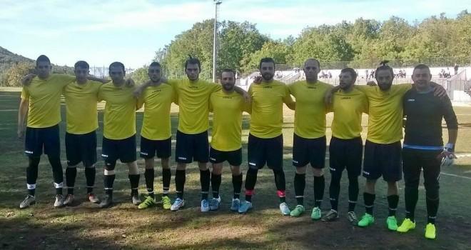 Seconda Categoria, anticipi con 3 vittorie interne 1-1 a Grumento