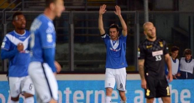 Brescia-Bari 2-1: la Leonessa torna alla vittoria