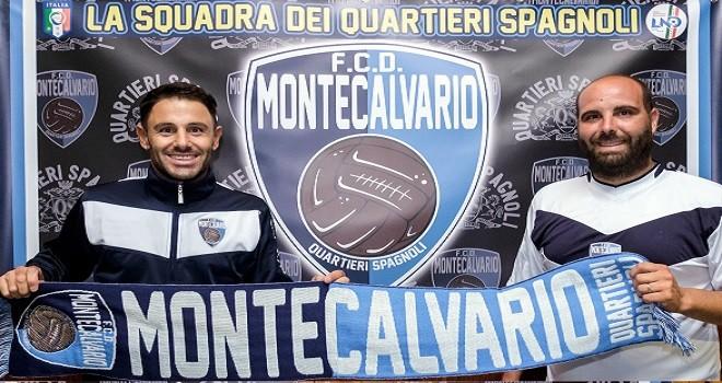 Montecalvario, tris sul mercato: ecco tre ex Campania Fuorigrotta