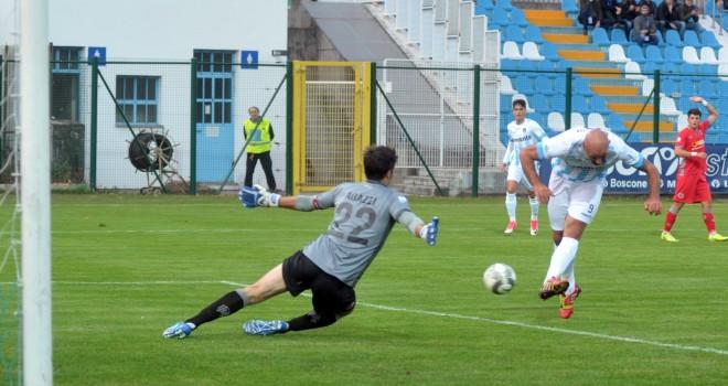 Giana Erminio-Alessandria 2-2, il tabellino