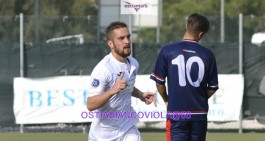 Serie D Girone G 5^ giornata: OSTIAMARE - FLAMINIA 3-2
