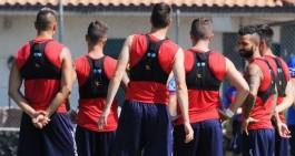 Catania: Ci si prepara in vista dei playoff