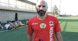 San Valentino, cambio allenatore: panchina a De Carlo