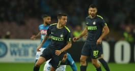 """Napoli-Inter, Vecino: """"Torniamo a Milano più forti""""."""
