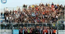 """Ultras Manfredonia esausti: """"Non scherzate con 85 anni di storia"""""""