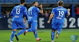 Empoli-Pro Vercelli 3-2, Toscani vicini alla A, un palo ferma la Pro