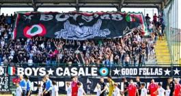 """Chieri eliminato dalla Coppa Italia: il Casale passa al """"Righi"""" 3-1"""