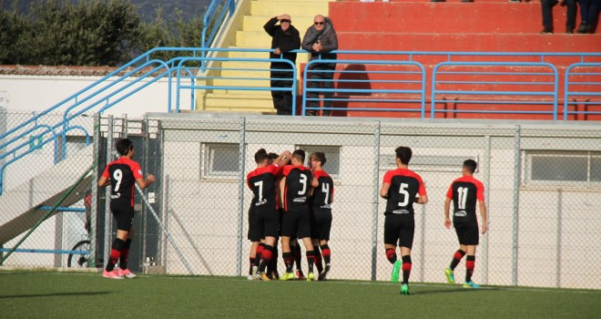 "Poker del Foggia Primavera sull'Avellino: 4-1 al ""Madrepietra Stadium"""