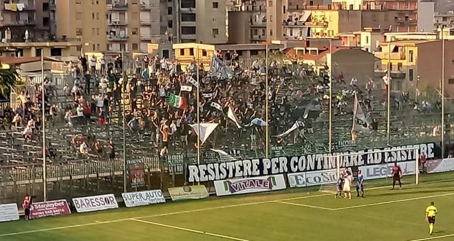 Casertana-Paganese senza tifosi ospiti: vietata la trasferta