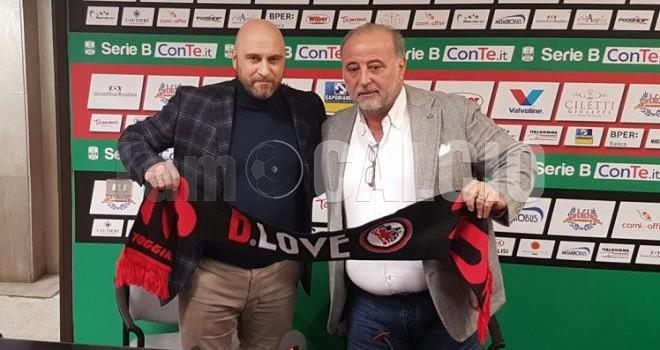 "Foggia, Nember: ""Saremo competitivi. Guarna e Tarolli i portieri"""