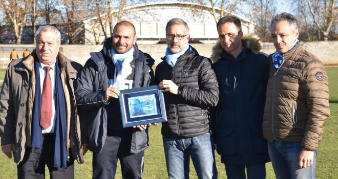 Di Lernia-gol, festa Chieri alla 100° panchina in azzurro di Manzo