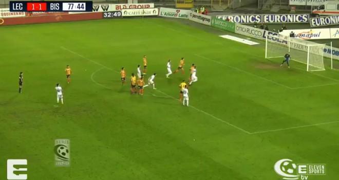 VIDEO - Gli highlights di Lecce-Bisceglie 2-1 a cura di Serie C Tv