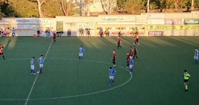 Sorrento-Costa d'Amalfi 3-0: la sintesi della gara (VIDEO)
