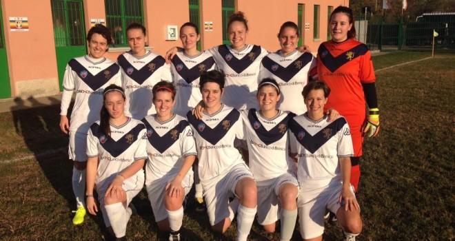 Serie D girone B, 3Team Brescia Calcio piega per 8-1 Senna Gloria