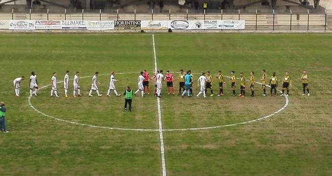 """VIDEO - Nardò-Gragnano 1-0, highlights della sfida del """"G.Paolo II"""""""