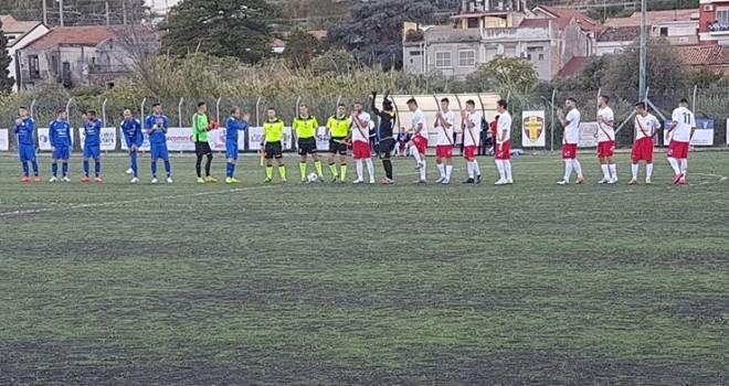 ASD Calcio Biancavilla 1990: prima sconfitta stagionale