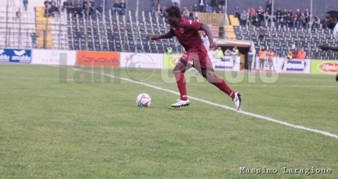 Nardò-Gragnano 1-0: ai granata basta un gol di Agodirin