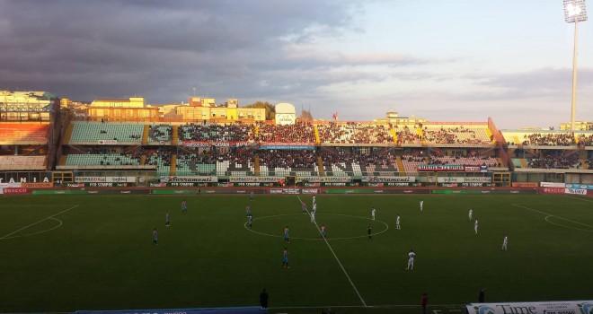 Catania-Bisceglie 4-1,i rossazzurri calano il Poker, nerazzurri Ko