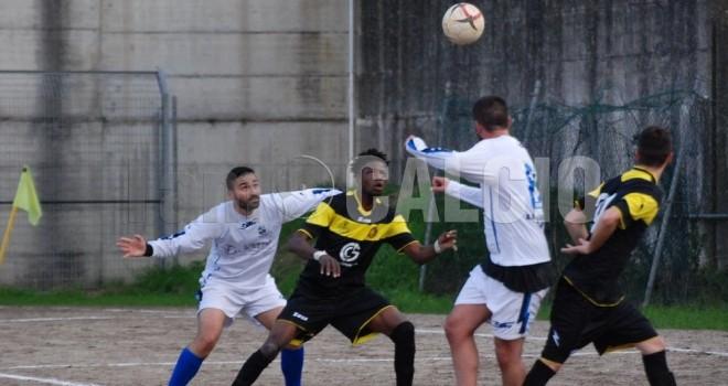 Il primo round tra San Leucio e San Giorgio termina a reti bianche