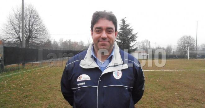 Marco Morosini, tecnico del Veruno