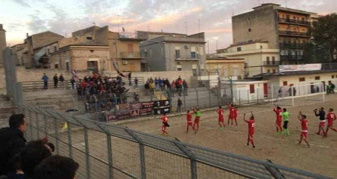 Il Canicattì riparte subito. Quattro gol al Monreale