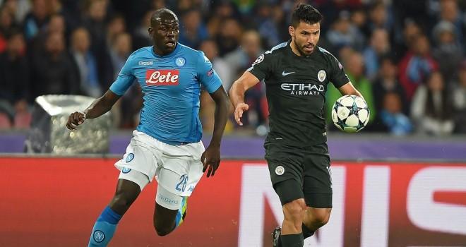 CHL, il Napoli perde di...testa: al San Paolo finisce 2-4 per il City