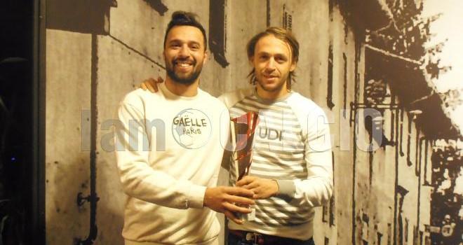 """Hado è il Bomber del Mese: """"Faccio gol a Baveno per scordare Domo"""""""