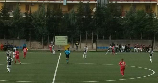 Pink-Juventus 1-2, grande prova delle baresi che sfiorano l'impresa