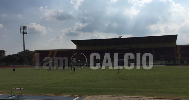 """Stadio """"Lamarmora-Pozzo"""" di Biella"""