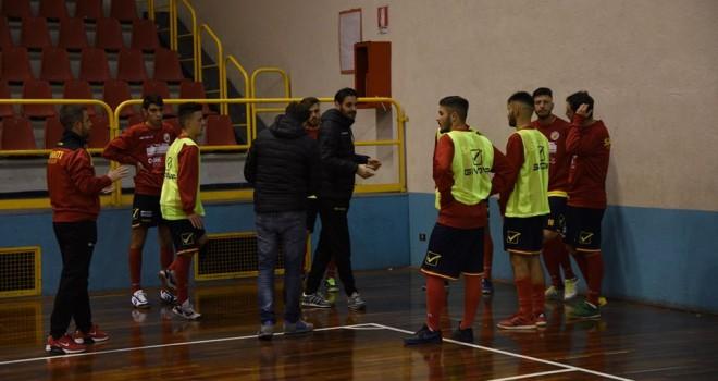 Sanniti Five Soccer. Domani il match contro l'Olympique Sinope