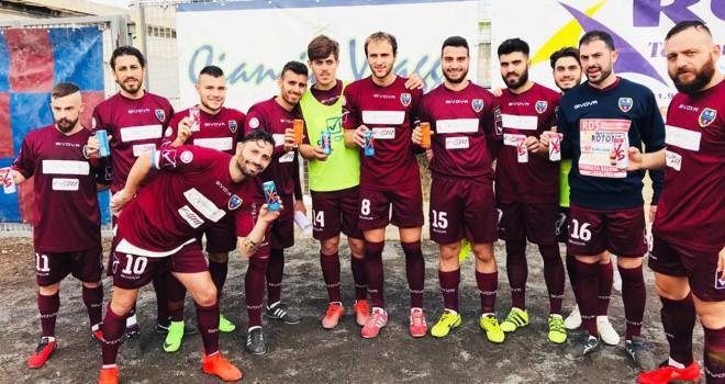 Il San Marzano capolista batte il Summa Rionale: Di Leva match winner