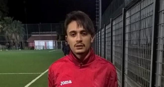 Catania S.Pio X: Sergio Guglielmino firma con i biancorossi