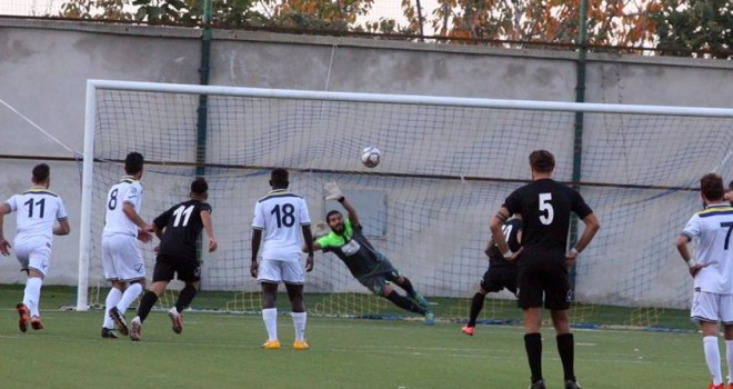 VIDEO - Gragnano-Frattese 0-1, al San Michele decide Signorelli