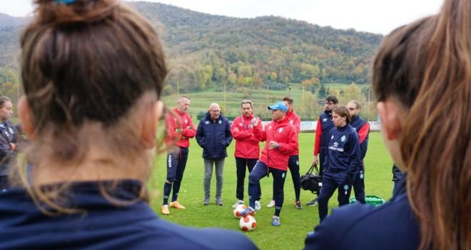 UWCL, sono 21 le convocate del Brescia per affrontare il Montpellier