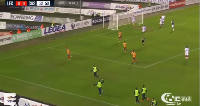 VIDEO - Gli highlights di Lecce-Casertana 2-1 a cura di Serie C Tv