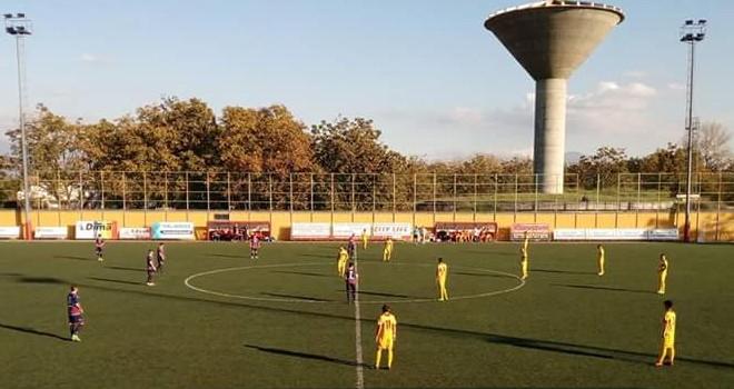 Palmese-Valdiano 1-0: i gol e le immagini della gara (VIDEO)