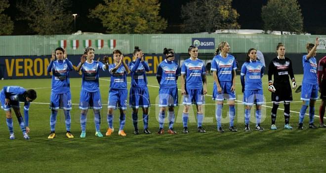 Valpolicella-Brescia CF 1-3: le Leonesse espugnano l'Olivieri