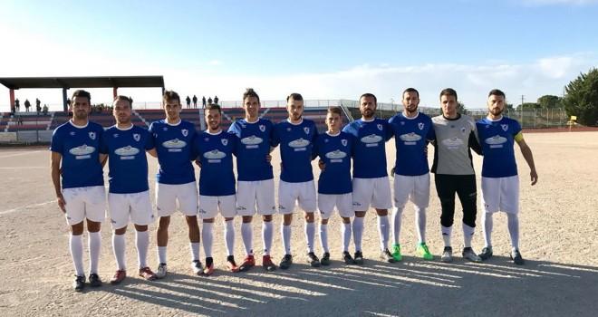 Manfredonia FC, altra trasferta indigesta: l'Acquaviva si impone 1-0