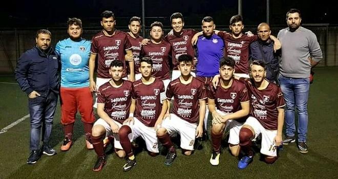 """Acerrana FC, """"manita"""" della juniores contro i Sanniti Five Soccer"""