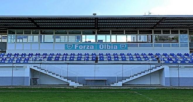 Olbia-Giana Erminio, prevendita settore ospiti