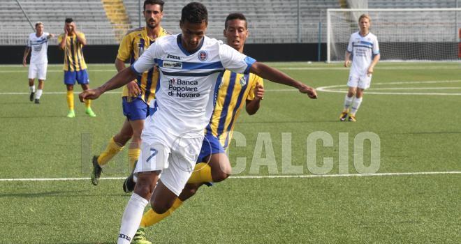 Alessio Da Cruz lascia Novara